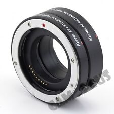 Pixco Metal Auto Focus Macro Extension Tube for Canon EOS M EOS M2 Camera