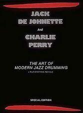 L'art du jazz moderne Drumming apprendre à jouer de la musique de blues rock Batterie Livre