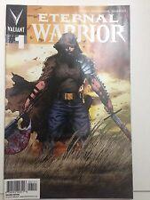 Eternal Warrior #1 Trevor Hairsine  PULLBOX VARIANT GREG PAK HULK VALIANT COMIC