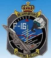 Patch Patch F-16 Fighting Falcon Esercito Belga Belgium