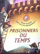 PRISONNIERS DU TEMPS ANDY DIXON   LIVRE-JEU