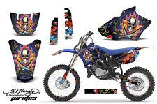 YAMAHA YZ 85 Graphic Kit AMR Racing # Plates Decal Sticker YZ85 Part 02-13 HARDY