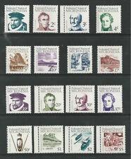 MICRONESIA # 5-20 MNH REGULAR ISSUE