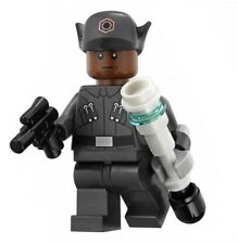 LEGO ® Star Wars ™ personaggio Finn da 75201 first order AT-ST sw900 NUOVISSIMA CON PISTOLA