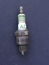 Ancienne bougie AC DELCO 42 FS old spark plug candella bujía Tennpluggen