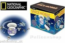 SPACE MOBILE By NATIONAL GEOGRAPHIC - REMOTE CONTROL GLOBE 8 SPACECRAFT'S NEW