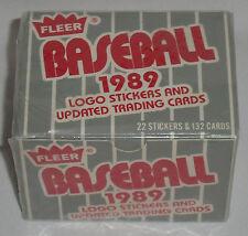 1989 FLEER BASEBALL UPDATE FACTORY SEALED SET