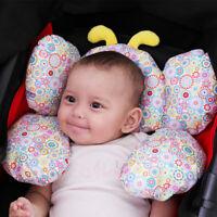 Baby Pillows Infant Car Seat Pillow Cushion Pram Stroller Headrest Support Pad Q