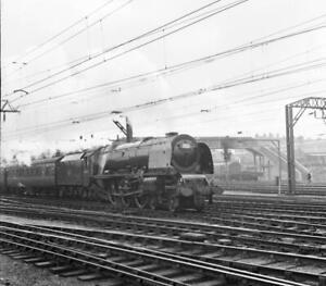 6x6cm Railway Negative 46254 @ Crewe