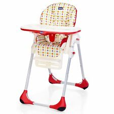 Chicco Baby / Child / Kids Polly Easy Highchair - Sunrise | Age 6 + Months