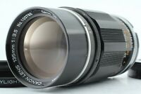 【EXC+++++】Canon 135mm f/3.5 L39 LTM Leica Screw Mount Black from JAPAN #413A