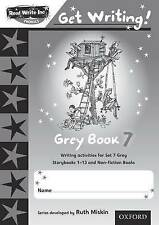 Read Write Inc. Phonics: Get Writing!: Grey 7 Pack of 10 New Edition, Excellent