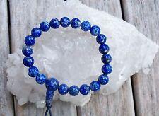 Powerarmband Buddha Armband Energiearmband Lapislazuli Lapis Lazuli