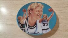 1987 Sports Impressions NBA Basketball Mini Plate - Larry Bird - Boston Celtics