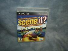 Scene It ? - Bright Lights Big Screen (Sony PlayStation 3, 2009)