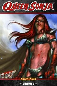 Queen Sonja Vol 2 THE RED QUEEN - NEW!  TPB collects 6-10 - Conan Hyborian Age