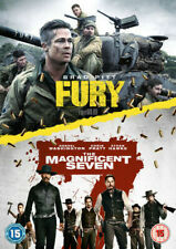 Fury/The Magnificent Seven DVD (2018)