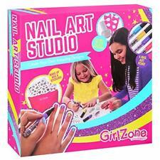 Coffret de Maquillage a ongle Enfant Loisir Créatif   Fille  multicolore stylo