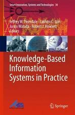 Smart Innovation, Systems and Technologies Ser.: Knowledge-Based Information...