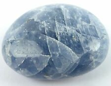 BLUE CALCITE  Stone - Relaxation, Peace, Psychic Ability, Soothing the Emotions