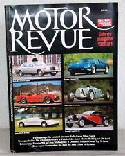 MOTOR REVUE 1980/81