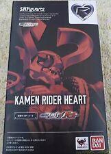 Bandai S.H.Figuarts Masked Kamen Rider Drive RIDER HEART Action Figure Japan