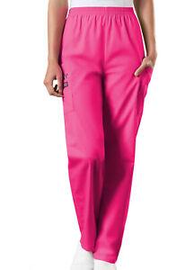 Cherokee Workwear REGULAR Women's Nurse Scrub Pants Style 4200 ~NEW~ Free Ship