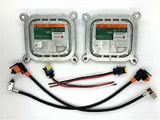 2x NEW OEM 11-15 Ford Explorer Xenon HID Headlight Ballast w/ Wiring Cables