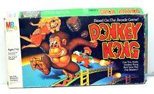 Donkey Kong Board Game 1982 Super Mario Bros Vintage Nintendo Jump Man
