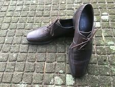 Halbschuhe Herren Camel active braun Leder Gr 8,5 Business-Schuhe Osaka