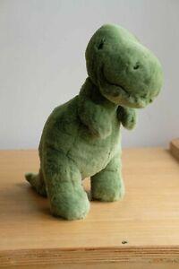 Jellycat Fossilly T-Rex 28cm - Plush Stuffed Animal Soft Toy