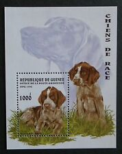 Guinea Republic (1996) Dogs / Canines / German Short Haired Pointer - Mint (MNH)