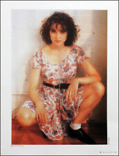 MADONNA POSTER PAGE . 1988 NEW YORK . 5Q20