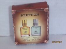 STETSON Original & Fresh After Shave - 2 Piece Boxed GIFT SET Damaged box j204
