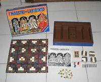 I MAESTRI DEL LABIRINTO - Ed Ravensburger 1991 OTTIMO Il Labirinto magico