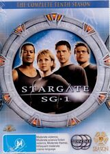 STARGATE SG-1 SG1 Season 10 : NEW DVD