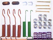 Drum Brake Hardware Kit Rear,Front Centric 118.63010