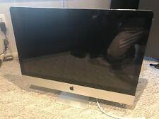 """Apple iMac 27"""" i5 2.7Ghz - MC814LLA (2011) 24GB RAM 1TB Hard Drive read"""