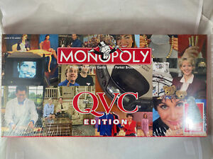 1999 Monopoly - QVC Edition - Brand New