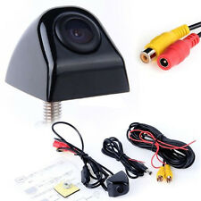 HD Black 170degree Car Rear View Side Front Color Night Vison BACKUP Camera US