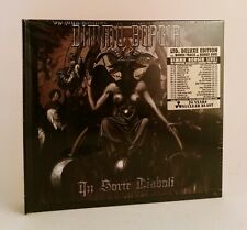 Dimmu Borgir: In Sorte Diaboli, Limited Deluxe Edition CD + DVD Set Digibook NEW