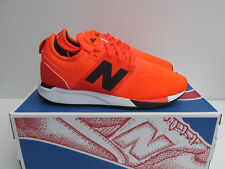 "BNIB NEW BALANCE UK 9  MRL 247 OR ""SPORTS PACK "" orange  MRL247OR"