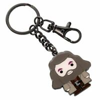 Harry Potter Chibi Hagrid Cutie Keyring with Trigger Clip - Keychain