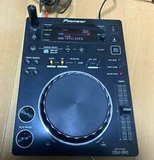 Pioneer DJ Turntables CDJ-350 Digital Multi Player Black AAC WAV MP3 USB CD