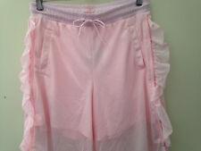 NWT PUMA Blushing Bride Pink Xtreme Mesh Frill Basketball Sports Shorts XL $55