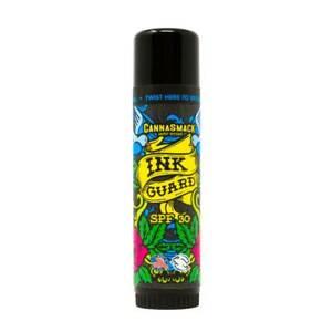 CannaSmack Ink Guard SPF 30 Tattoo Sunscreen & Ink Fade Shield Stick