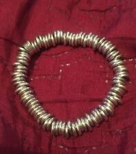 Heavy Sweetie Bracelet 925 Silver 72.76g Aprox