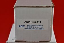 Asp Pn5 111 Pneumatic Time Delay Push Button Narrow for Access Control Maglock