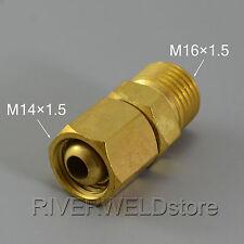 M14*1.5 & M16*1.5 Cable Cambio Conjunta Para Cortador De Plasma Y Antorcha Tig weliding