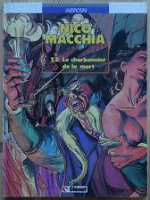 Nico Macchia - T. 2 - Le charbonnier de la mort - Glénat - EO 1987 -